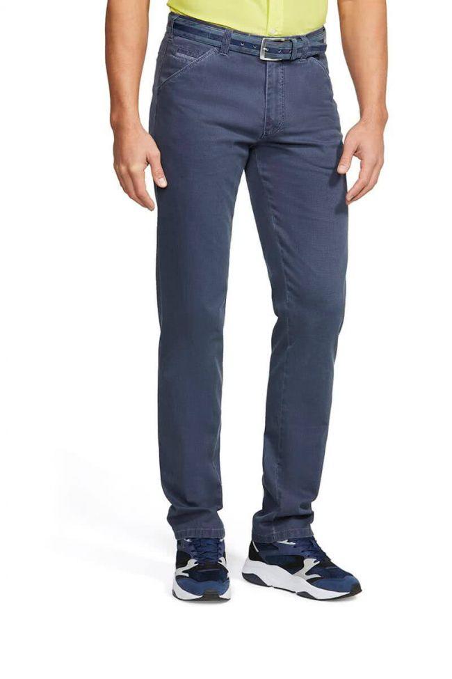 Pantalone 5 tasche Meyer Regular  tinta unita 97% cotone 3% elastan